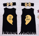 Best Friends Matching Dresses (Set of 2)