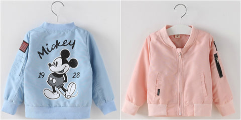 Candy Mickey Jackets - Little Mr & Mrs Cheeky Pty Ltd