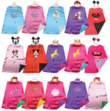 Cape & Mask DISNEY Sets