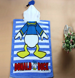 Touch of Summer Towels: Mickey, Minnie, Daisy. Cars. Daffy - Little Mr & Mrs Cheeky Pty Ltd
