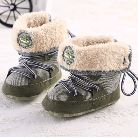 Eskimo Boots - Little Mr & Mrs Cheeky Pty Ltd