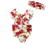 Little Miss Frida: Romper Set