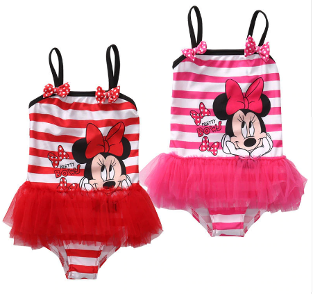 Minnie Pretty Bow Swimsuit