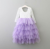 Boho Flowergirl Dresses - Little Mr & Mrs Cheeky Pty Ltd