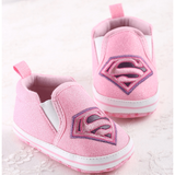 Super Girl: Dark Pink & Light Pink