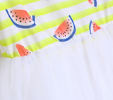 Matching Brother & Sister Watermelon Set