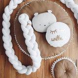 Baby Bed Knot Pillow (avail in 1m, 2m or 3m)