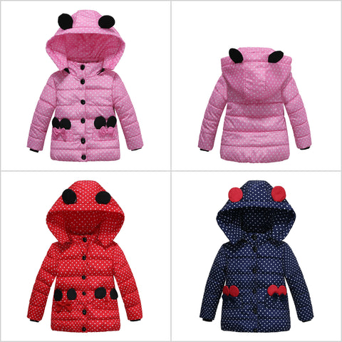 Winter with Minnie Jackets