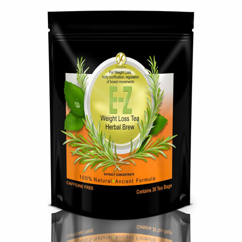 Young You E-Z Detox Cleanse Tea