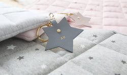 Playmat + Nappy Clutch Written in the Stars Baby Bundle - Blush