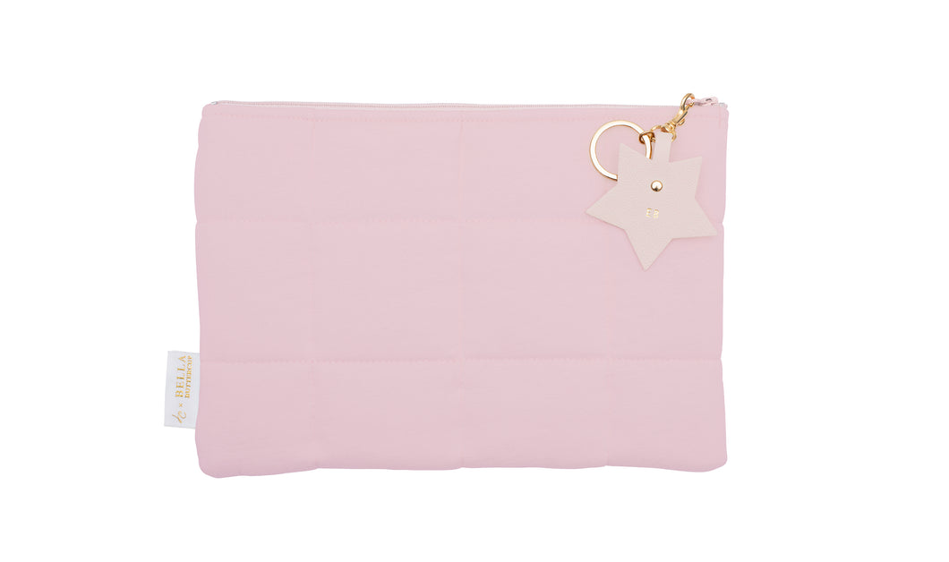 Written In The Stars Nappy Clutch - Blush