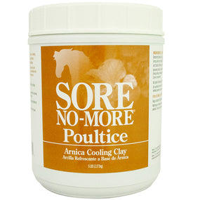 Sore No-More® Cooling Clay Poultice 5LB