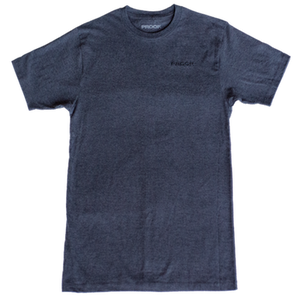 PREMIUM TEE - CHARCOAL HEATHER / BLACK