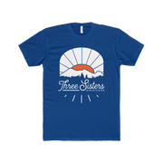 Three Sisters (Oregon) Sunrise - Short Sleeve Tee