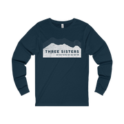 Three Sisters (Oregon) Vitals - Long Sleeve Tee