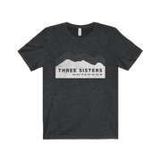 Three Sisters (Oregon) Vitals - Short Sleeve Tee