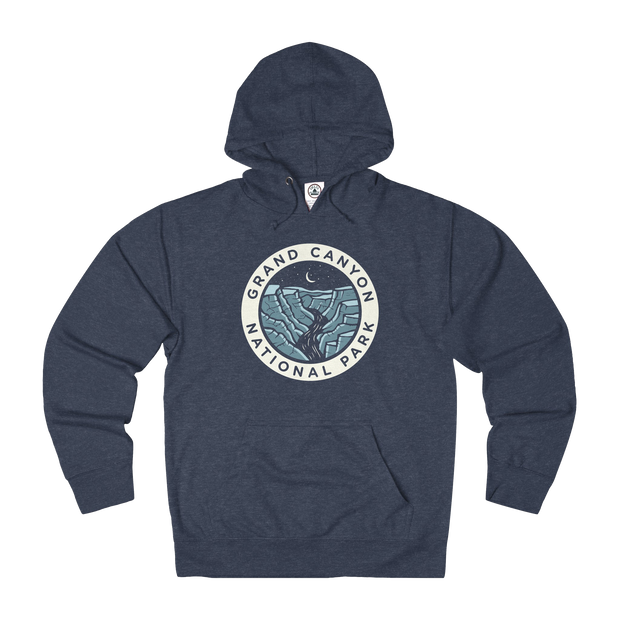 Grand Canyon Dark Sky Badge  - Sweatshirt