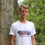 Grand Teton National Park Mormon Row - Short Sleeve Tee