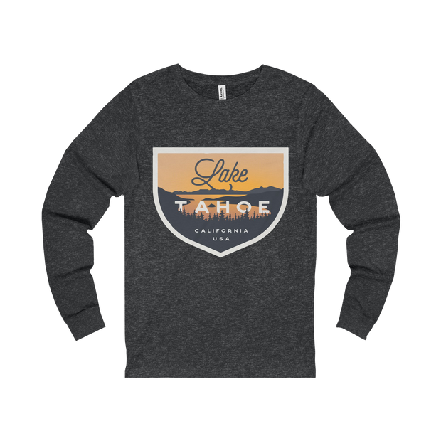 Lake Tahoe - Long Sleeve Tee