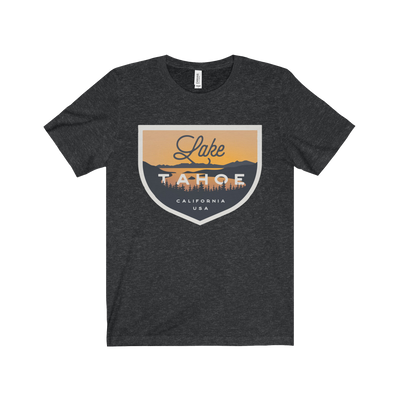 Lake Tahoe - Short Sleeve Tee
