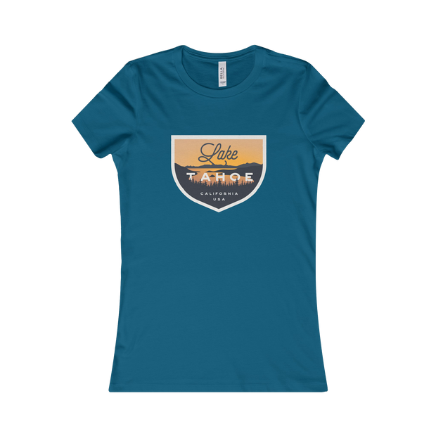 Lake Tahoe - Women's Tee