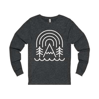 Outdoor Vibes - Long Sleeve Tee