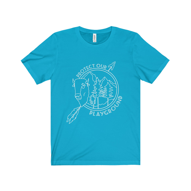 Protect Our Playground - Short Sleeve Tee