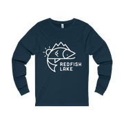 Redfish Lake - Long Sleeve Tee