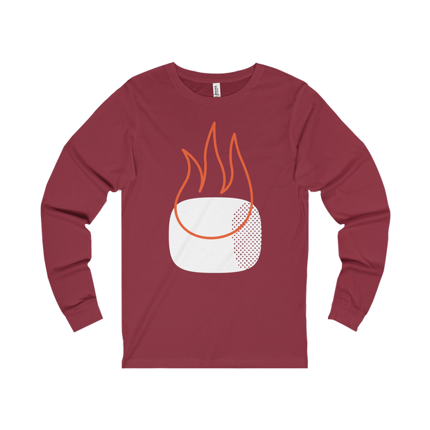 Gimme S'mores - Long Sleeve Tee