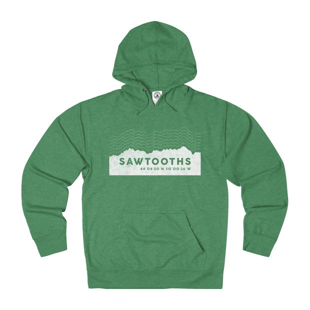 Sawtooth Mountains Vitals - Sweatshirt
