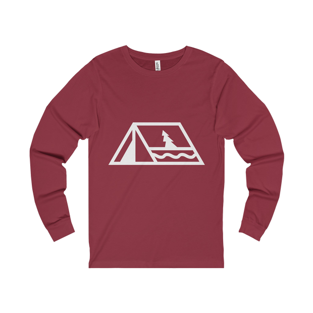 Camp Vibes - Long Sleeve Tee