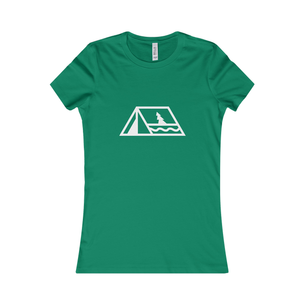 Camp Vibes - Women's Tee