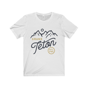 Grand Teton National Park Classic - Short Sleeve Tee