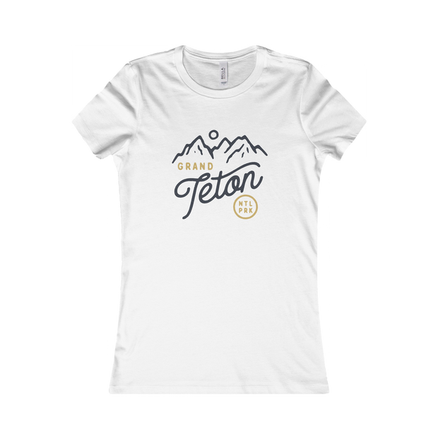 Grand Teton National Park Classic - Women's Tee