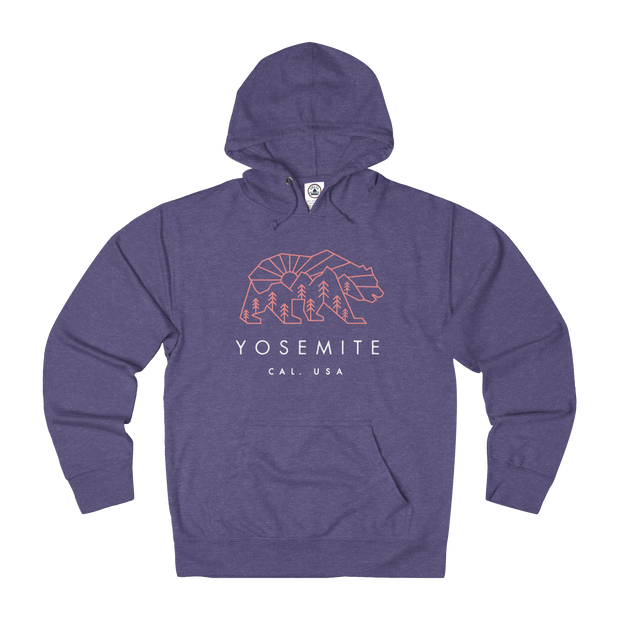 Yosemite National Park Bear - Sweatshirt