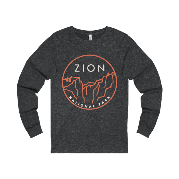 Zion National Park - Long Sleeve Tee