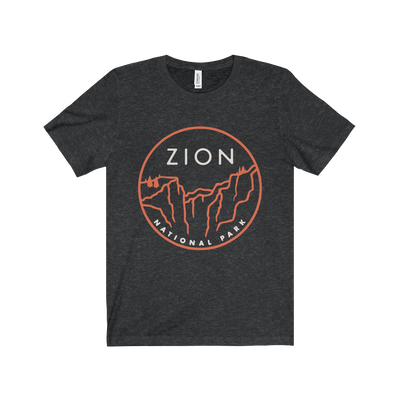 Zion National Park - Short Sleeve Tee