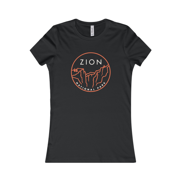 Zion National Park - Women's Tee