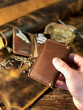 Rancher Card Book London Brown