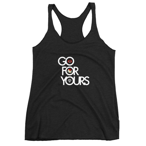 Go for Yours Women's Racerback Tank