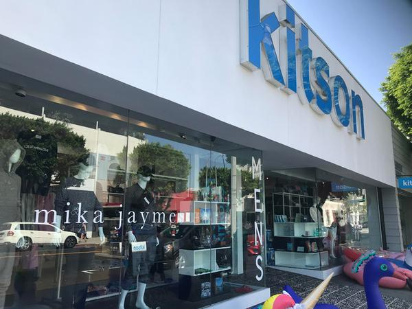 Mika Jaymes Now Available at Kitson LA