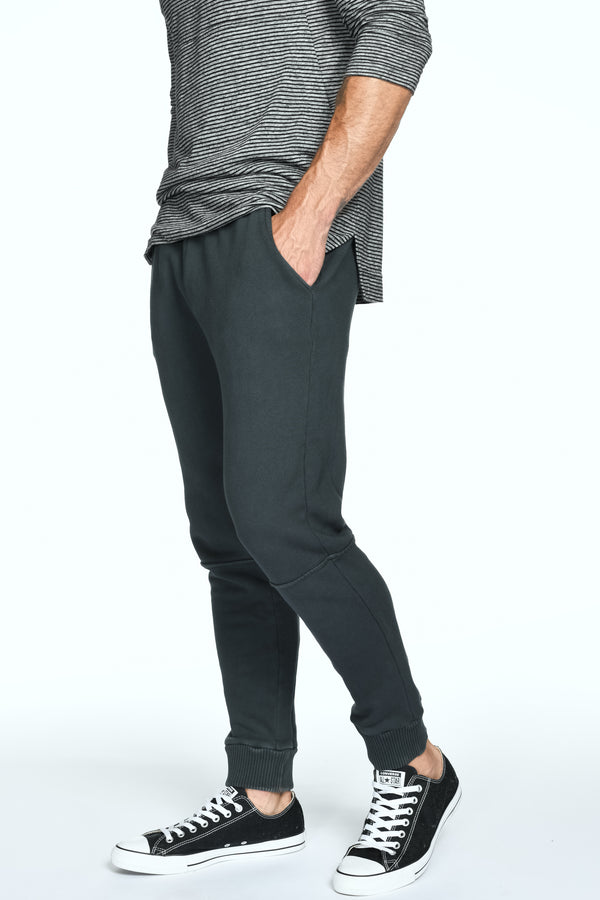 Men's Briggs Velour Back French Terry Jogger