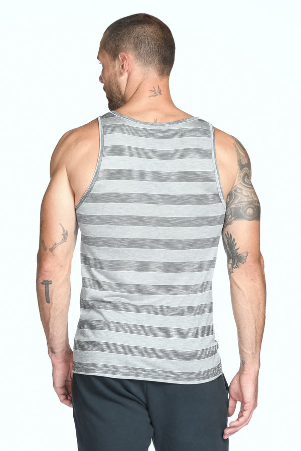 Men's Westbrook Stripe Tank