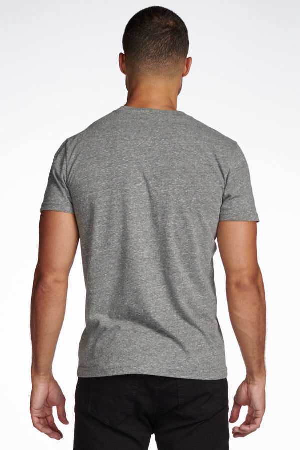Men's Tri-Blend V-Pocket Tee