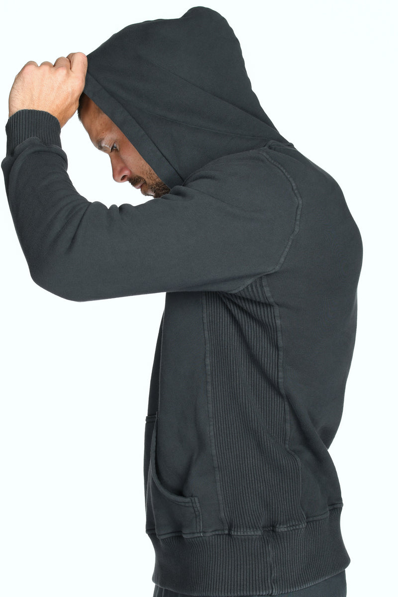 Men's Briggs Velour Back French Terry Hoodie