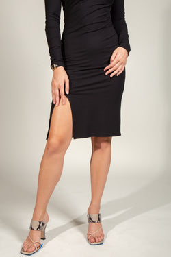 Catalina Ribbed Dress