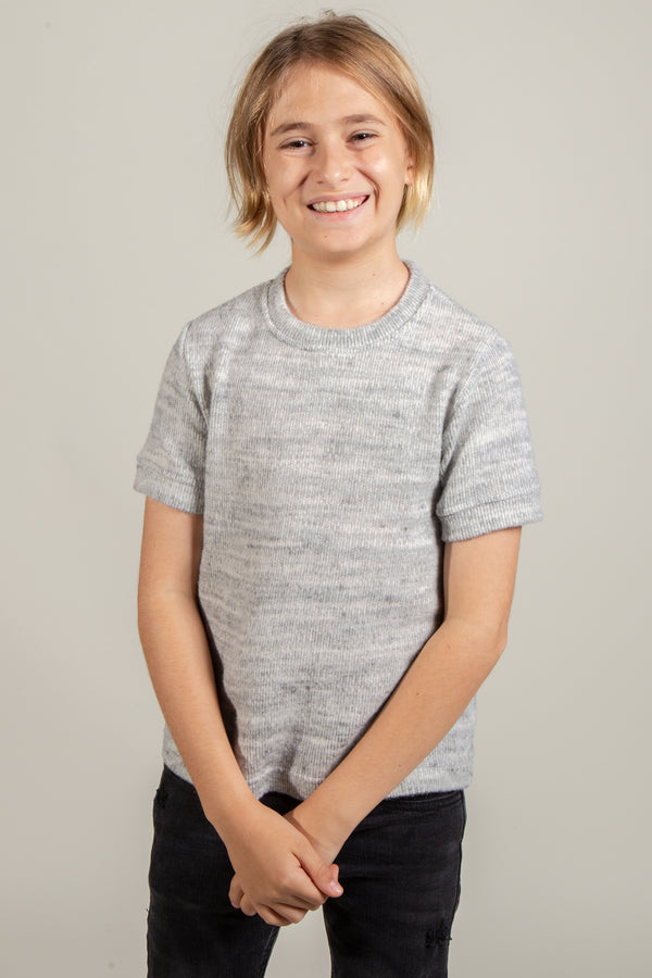 Boy's Soft Knit Novelty Tee