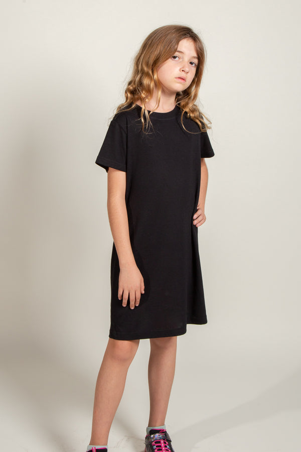 Girl's Tri-Blend Dress