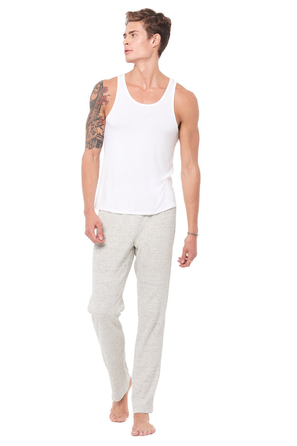 Men's Novelty Texture Lounge Pant