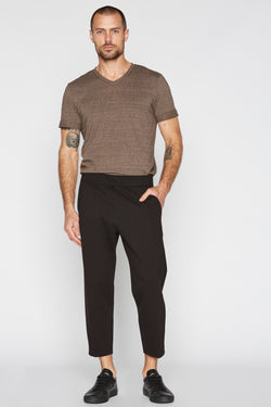 Men's Performance Ponte Cut Off Pant